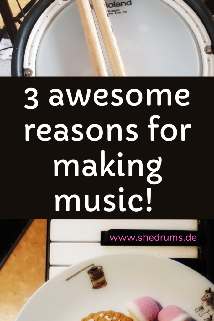 Making music reasons