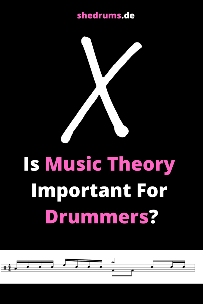 Is Music Theory Important For Drummers?