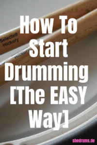 how-to-start-drumming-easy