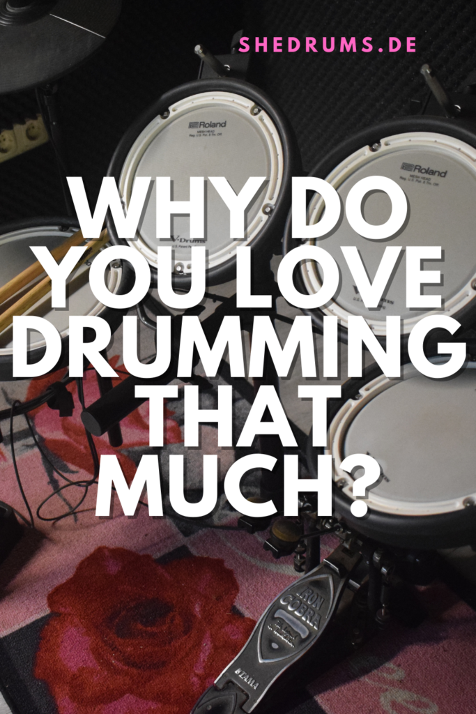 Love for drumming
